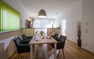 "Private Living Kufstein - Serviced Apartment ""Kultur Quartier Kufstein"""